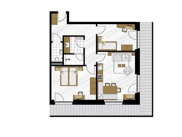 Apartment Granat