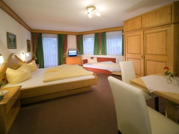 Dreibettzimmer Edelweiss