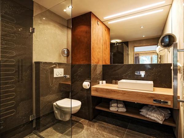 Badezimmer Panorama