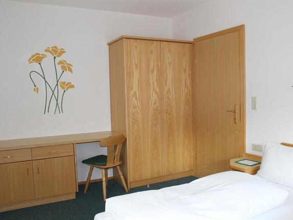 Schlafzimmer Fewo 4 Pers