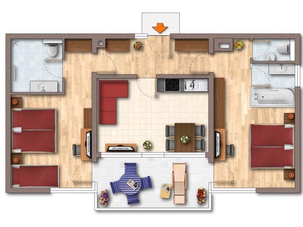 5-Appartement