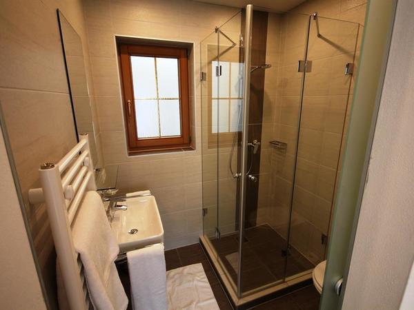 Dusche/WC Elternzimmer