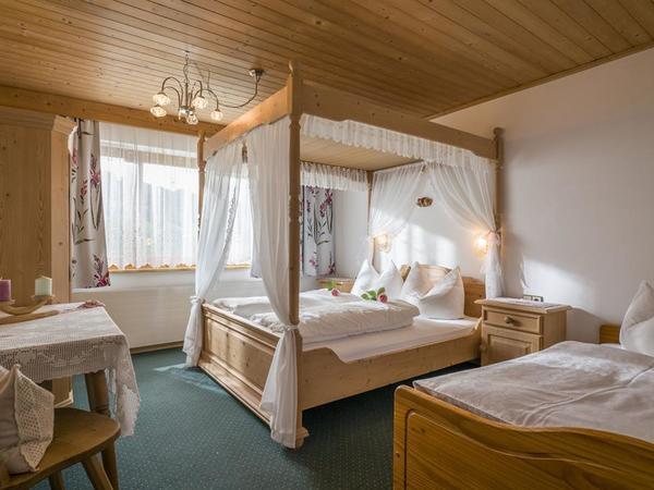 Schlafzimmer Schönbergalm