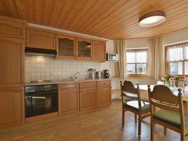 Appartement 2 - Küche