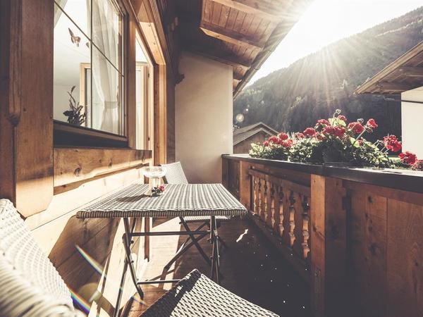 Balkon zum Entspannen