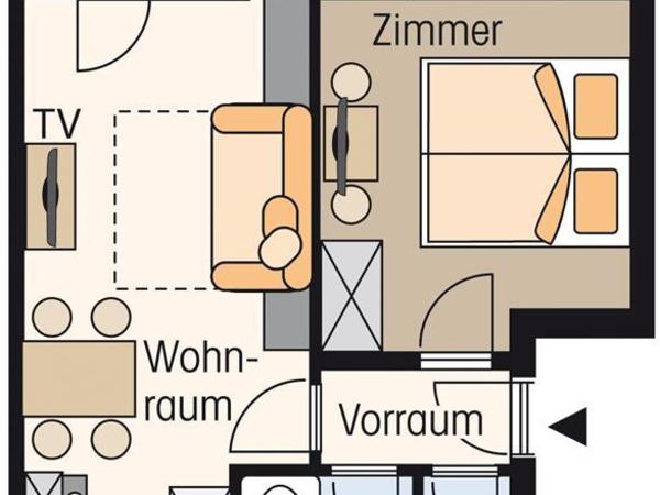 Appartement Typ E