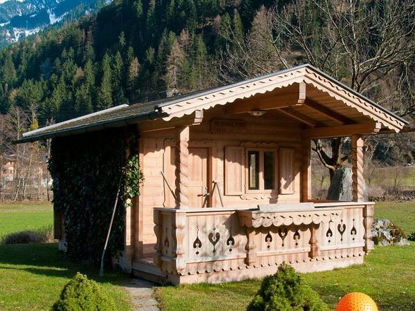 Gartenhütte Mayrhofen