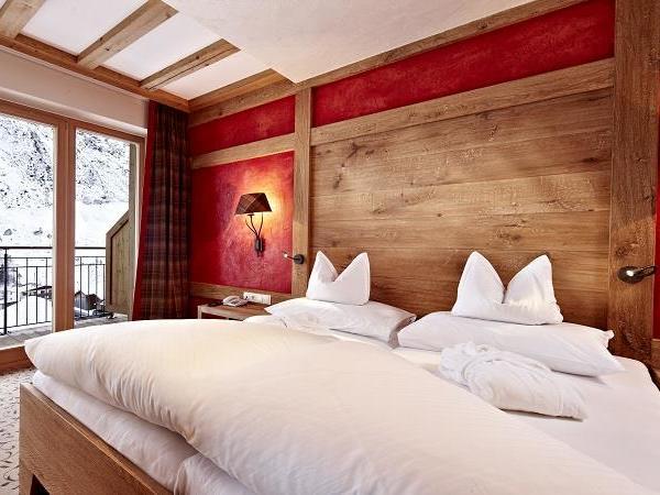 Schlafzimmer Tuxertal