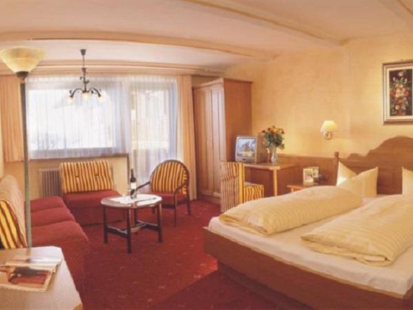 Wohnschlafzimmer 30m²