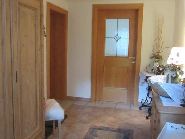 Diele - Eingang zum Doppelzimmer