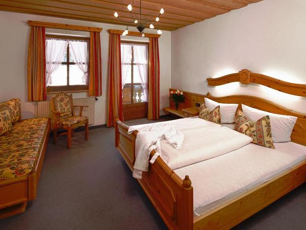 Comfort-Doppelzimmer `Schneestern`