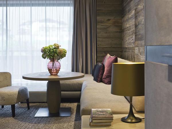 ElisabethHotel Premium Zimmer Sofa