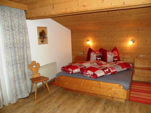 Schlafzimmer der FW 1