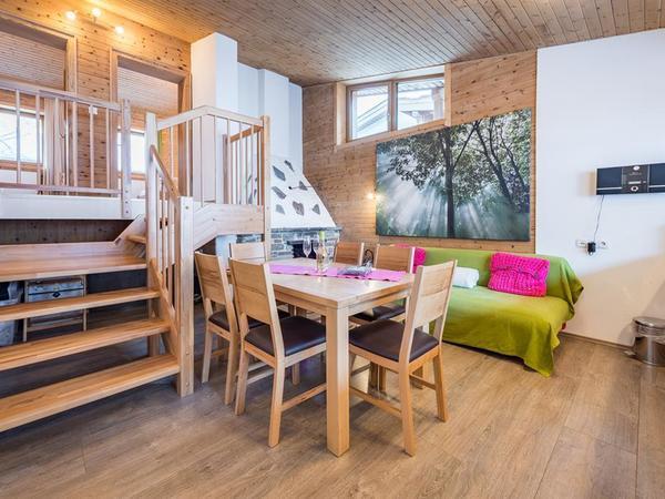 18_Ferienhaus_Chalet_Zillertal_Wohnküche3