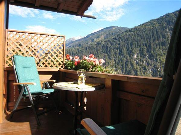 Balkon Sonnblick