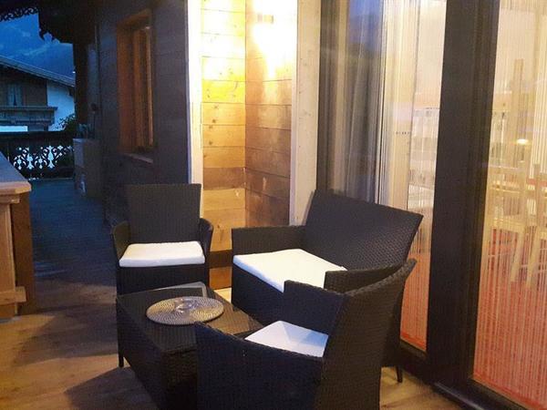 Terrasse / Balkon / Lounge
