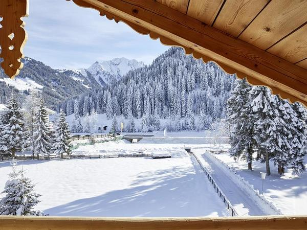 Ausblick Stadl Lodge
