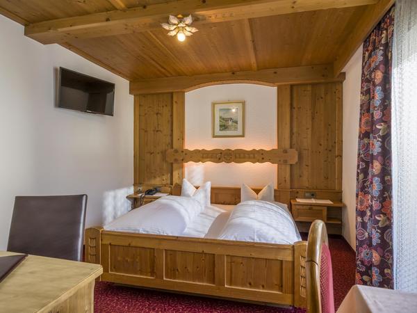 Schlafzimmer Gasthof Zellerstuben