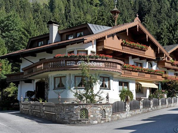 Hotel Garni Montana Mayrhofen Zillertal