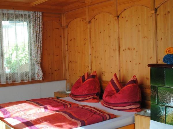 4-Bettzimmer Doppelbett