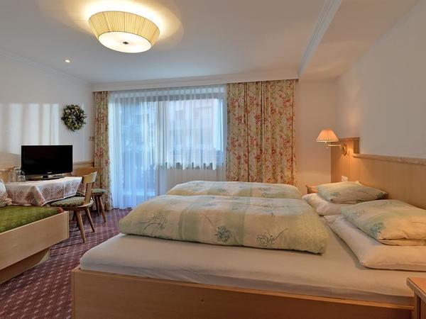 Pension Maria Dornauer, Schlafzimmer gross