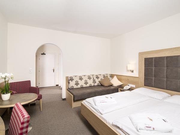 Doppelzimmer Tirol Süd2