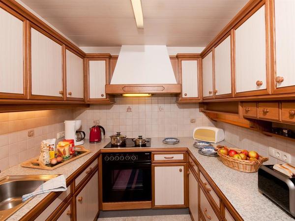 Küche Mayrhofen
