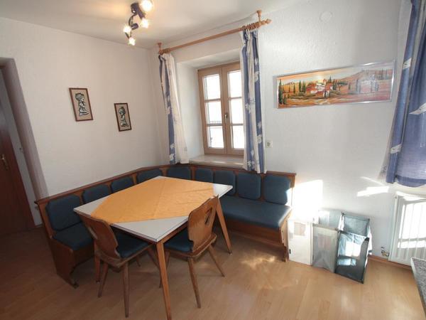 Stanzl Haus Apartment Kaltenbach Essbereich