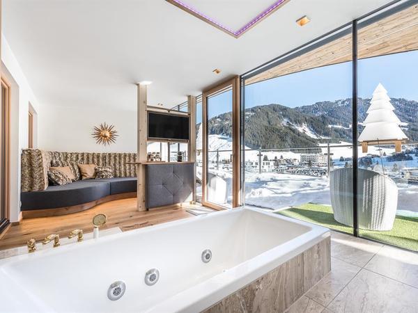 Panorama Wohnbereich Kaiser Suite