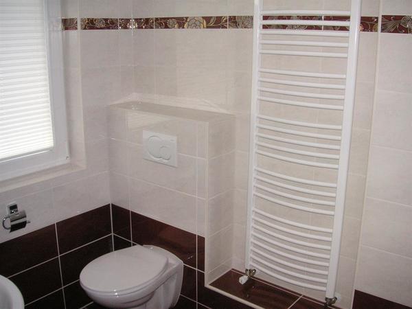 Dusche/WC Zimmer 9