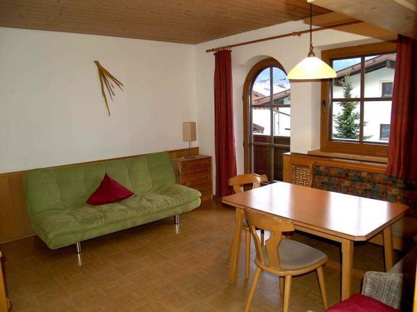 Ferienwohnung 3 - Wohn-und Essbereich