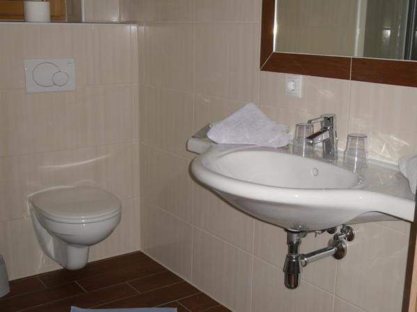 Zimmer 1 - Badezimmer