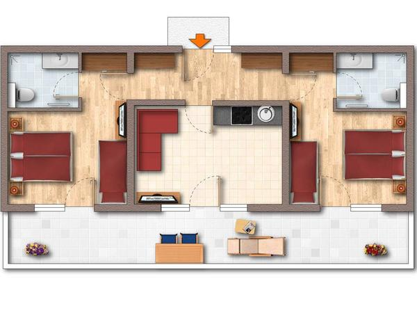 6-Appartement