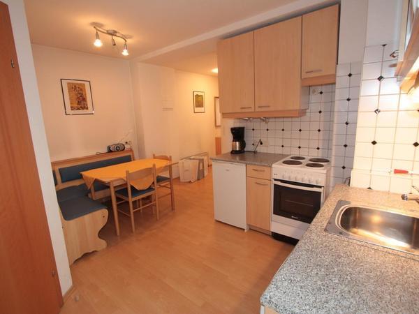 Stanzl Haus Apartment Zillertal Küche
