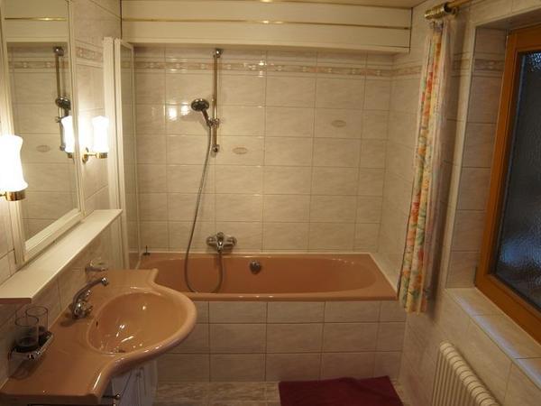 Badezimmer 1Stock