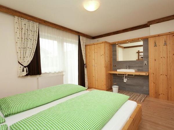 1. Stk. Doppelzimmer