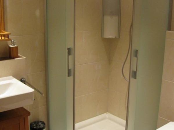 Almzauber - Badezimmer