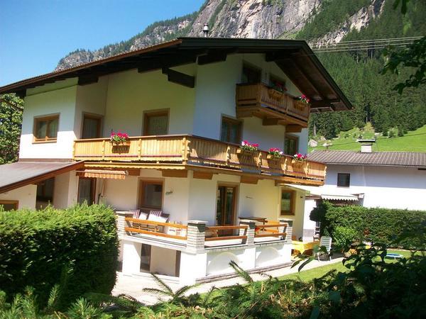 Haus Fankhauser-Fewo Babsi