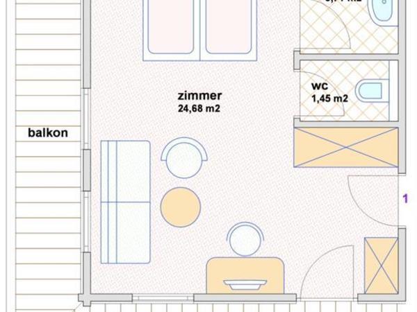 Detailplan Zimmer Kat Birke