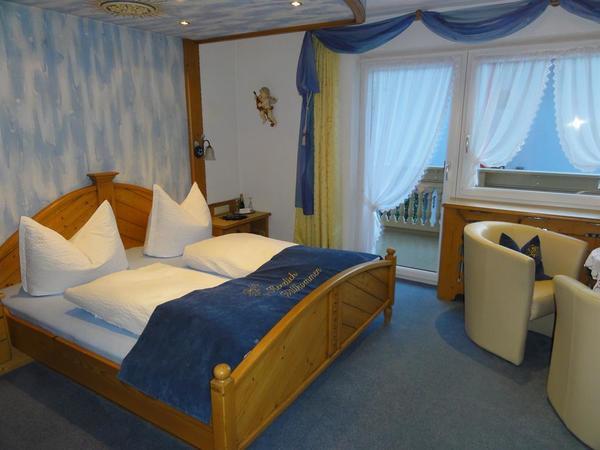 Zimmer blau 1