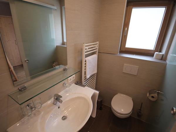 Dusche/WC Kinderzimmer