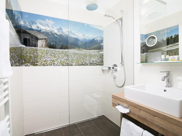Badezimmer Tirol Nord