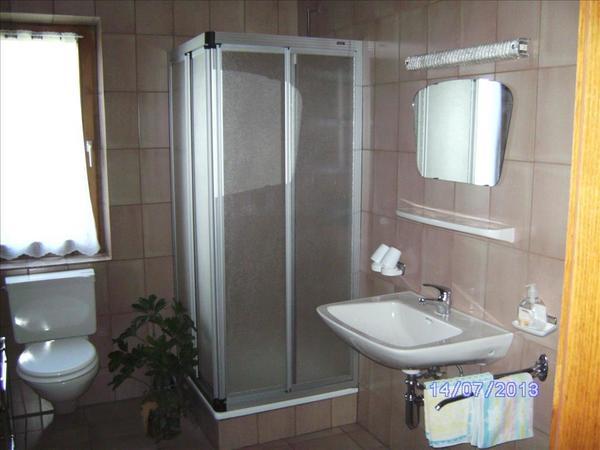 Dusche -WC
