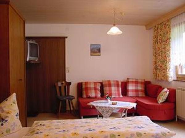 Doppelzimmer Nr. 5