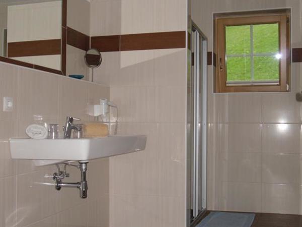 Appartment 1 Badezimmer