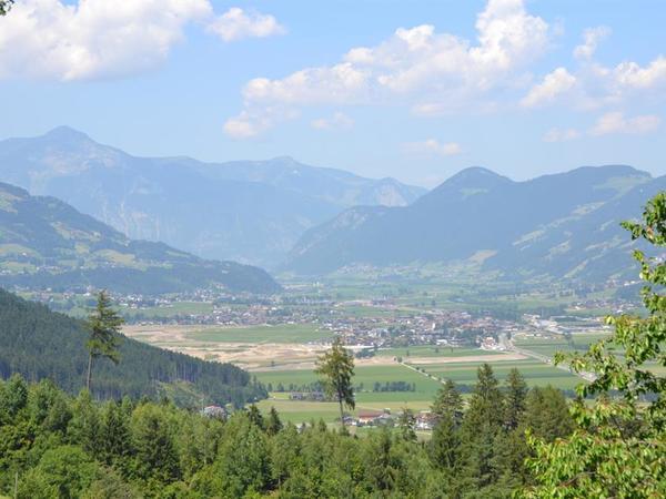 Panorama Zillertal 3000