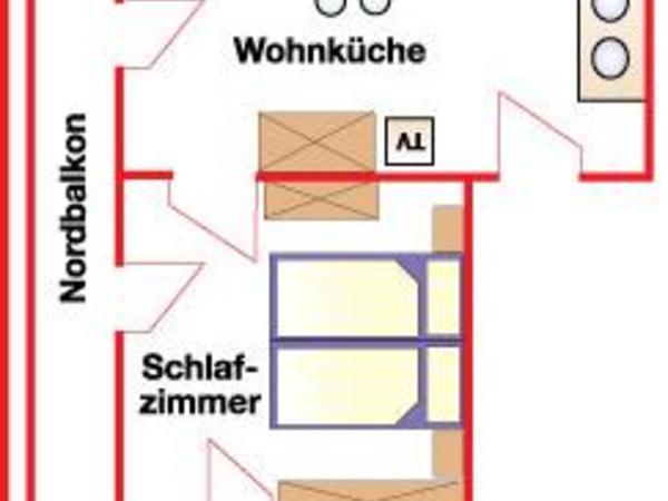 Zur Glocke - Plan