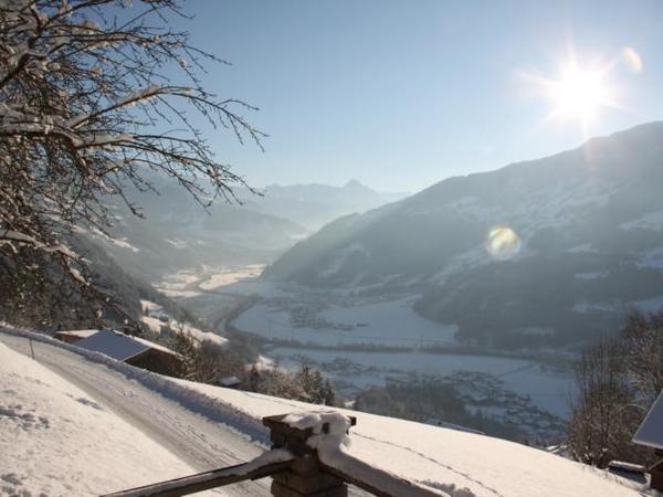 Panorama von Terrasse