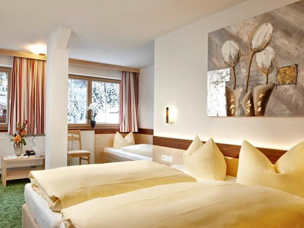 Dreibettzimmer - Komfort