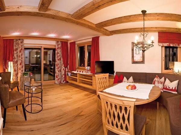 Residenzsuite Wohnbereich